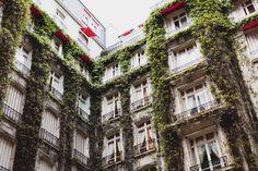 Plaza Athénée hotel, Paris via Park & Cube