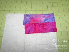 Flip'n'Sew Technique