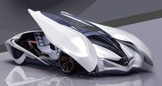 future, futuristic, Dolphin concept car, Dolphin car, concept car, Michelin design challenge 2013, concept vehicle, futures cars, futuristic car, smart technology
