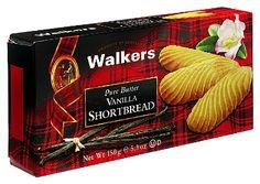 Walkers Vanilla Shortbread