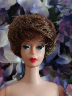 Vintage ~ Rare Barbie Brownette Bubblecut ~ I think I still have mine... somewhere