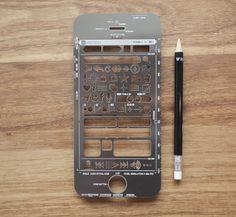 iPhone Stencil Kit $26.95