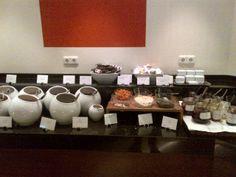 Cool Breakfast Restaurant ZEN The Westin Grand Hotel