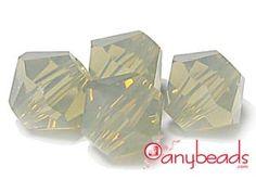 5328 10 Swarovski® Kristall Perlen Xilion Beads 6mm AQUAMARINE Art