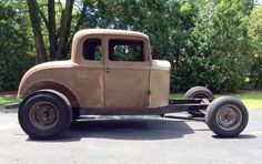Possible Period Hot Rod: 1932 Ford Model A - http://barnfinds.com/possible-period-hot-rod-1932-ford/