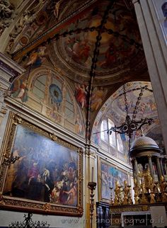 Church of San Marco in Milan (Italy)