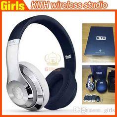 e456e027 2016 Aaa Kith Wireless Used Beats Studio 2.0 Wireless Headphones Noise  Cancel… Best Cheap Headphones