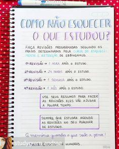 Reposted from @studygram.andrea -  Olha que legal essas dicas do @escoladenumeros ♡ Recriei a postagem original de lá. . . . #study…