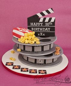 1000 Images About Cakes On Pinterest Hollywood Cake