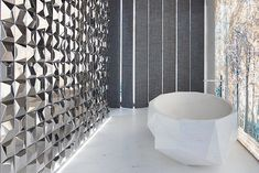 Take a close look at the current home décor trends in free standing bath tubs leading the interior design industry and forecasting for next year. Stone Bathtub, Tile Manufacturers, Shabby Chic Baby Shower, Wall Tiles, 3d Tiles, Decoration, Industrial, Interior Design, Inspiration