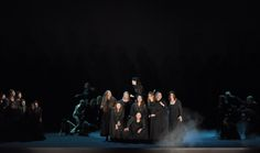 MACBETH - Chœur de Radio France | Photo : Vincent PONTET/WikiSpectacle