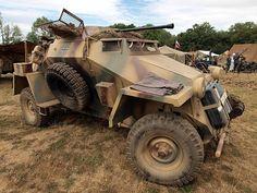WW2 armour