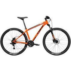 Bike Town - BICICLETAS / Mountain Bike 29er / Bicicleta Trek X-Caliber 6 MTB Smart Wheel 29er & 650B Disc 2015 - SRAM X4 27vel - Laranja e Preta - Trek - VENDAS SÓ LOJA FÍSICA