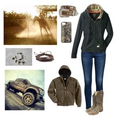 """""""Country life"""" by cowgirlside on Polyvore featuring Realtree, Corral, Nocona, Zodaca, Carhartt and country"""