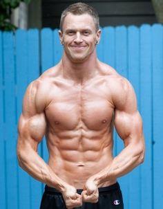 Ed Bauer--Vegan Body Builder