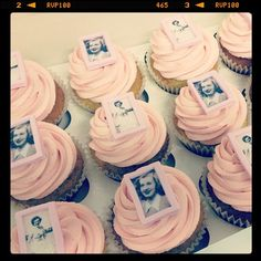 Hey Little Cupcake in Manchester tweeted this link of their new cupcakes and I love them!!