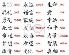 Kanji giapponesi
