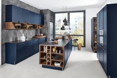 Kitchen Trends Trend in Kitchen Design! Design Your Kitchen, Interior Design Kitchen, Modern Interior Design, New Kitchen, Kitchen Decor, Kitchen Ideas, Kitchen Trends 2018, Latest Kitchen Trends, Kitchen Color Trends