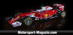 Formel 1 2016, Präsentationen, Ferrari, Bild: Ferrari