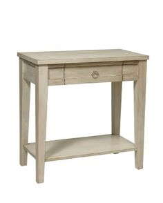 Ave Six BAN07RCRM Banyan Foyer Table by Ave Six. $232.43. Intended for Residential Use Only. Slide Out Drawer for Storage. Rustic Cream Finish. Classic Design with Attractive Detailed Trim. Lower Shelf for Added Storage and Stability. Ave Six Banyan Solid Wood Foyer Table with Rustic Cream Finish, Attractive Design, with a Full One Year Warranty by Office Star Products.
