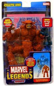 Marvel Legends Series 12 Action Figure Sasquatch [Apocalypse Build-A-Figure]