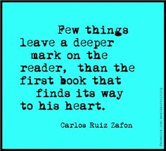 The Top 10 Carlos Ruiz Zafón Quotes About Books http://writers-write-creative-blog.posthaven.com/literary-birthday-25-september-carlos-ruiz-zafon