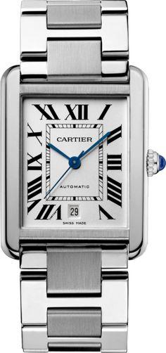 Reloj Tank Solo Cartier Watches Women e0f6ee277968