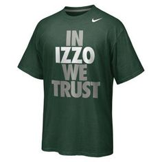 Gift Idea: Nike Campus Roar Michigan State University Spartans March Madness Tee #MSU