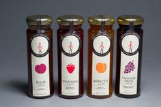 i really like this jam packaging, so simple but effective and i also think it works together really well as a set.