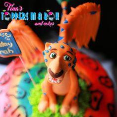 #skylar #flyingleopard #elanaofavelore #tinastoppersinabox Cake Toppers