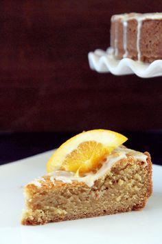 Tea Cake Orange Glazed - Creole Contessa
