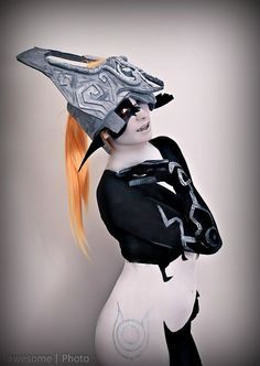 Otaku House Cosplay Idol » Mara Dell: Midna from The Legend of Zelda Twilight Princess