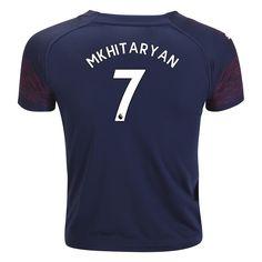 9d68ff0b401 PUMA Henrikh Mkhitaryan Arsenal Youth Away Jersey-ym