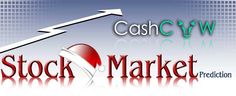 we provide best prediction of stock market of trying to determine the future value of a company stock or other financial instrument traded on an exchange http://www.cashcowresearch.com ‪#‎CashCow‬