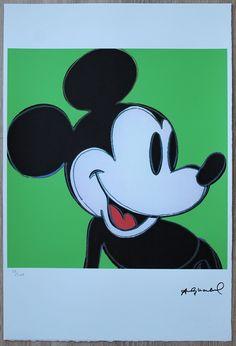 Back Art, Debbie Harry, Andy Warhol, Paper Size, Art For Sale, Israel, Digital Prints, Leo, Mickey Mouse
