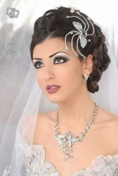 maquillage libanais oriental pour un mariage photo 54 - Coiffeur Maquilleur Mariage