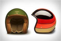 CAPACETE RETRO HEDONIST HELMET Então você tem o vício de andar de moto, agora o que usa na sua cabeça? Confira estes, clássicos capacetes denominados por Hedon.