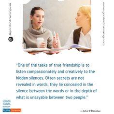 #friendship #listening #listen #activelisten #empathy