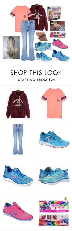 """""""my cuz Faith Hair"""" by isabellamanor2005 ❤ liked on Polyvore featuring interior, interiors, interior design, home, home decor, interior decorating, MiH, New Balance, Skechers and Zoot Sports"""