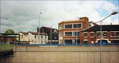 John Beswick Ltd, Gold Street works, Longton