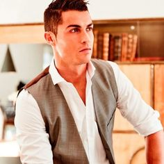 Cristiano Ronaldo Look Book U2013 Undercut