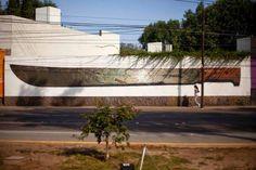 Axel Void. Machete. Morelia, Mexico