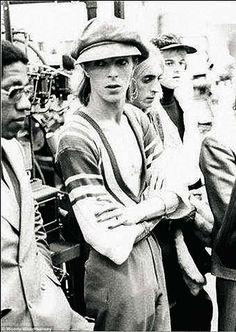 Bowie in giappone nel 1973 - Dago fotogallery
