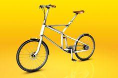 VELOFLINK | urban folding bike by Romin Heide & Roland Wulftange