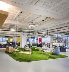 Image result for fun office design #officedesign