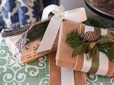 15Ideas magníficas para empaques navideños