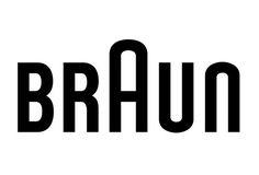 what is BRAUN logo Font?