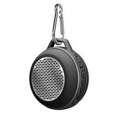 SOMHO Wireless Mini Speaker Portable Bluetooth Speaker Music Speaker for Outdoor Loudspeakers Support MP3 FM TF Card