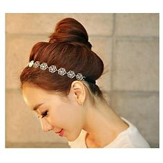 Accessories Artificial Leather Bow Knot Elastic Hairband Red Gold Green Black Brown Mini Ponytail Hair Rope Faux Leather Hair Ring Sophisticated Technologies