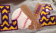 Love! LSU BASEBALL!!
